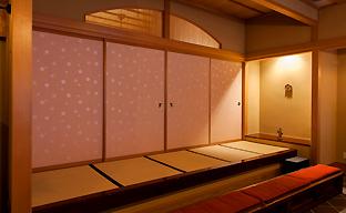 蔵座敷(黒船館3階)
