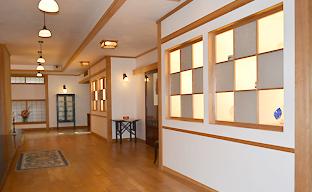 記念館:新館 義山楼 〜日本昔硝子館〜