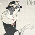 「婦人グラフ」12月号表紙